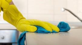 Kitchen Gloves Wallpaper Free