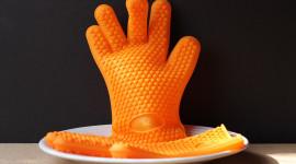 Kitchen Gloves Wallpaper Full HD