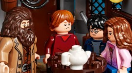 Lego Harry Potter Photo