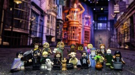 Lego Harry Potter Photo Free