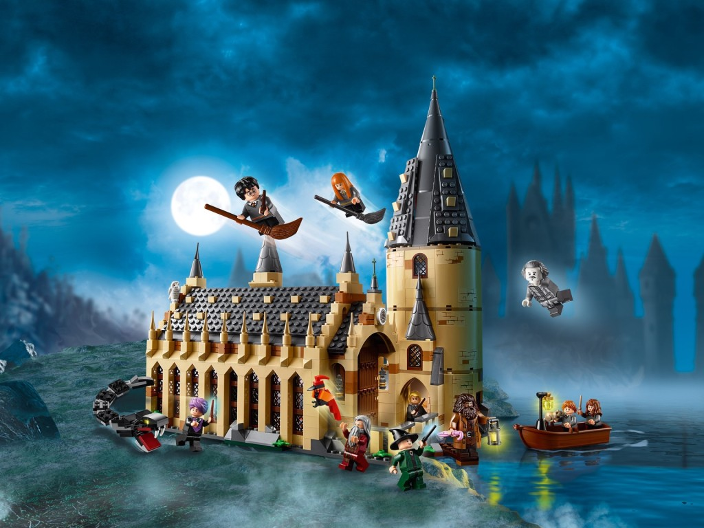 Lego Harry Potter wallpapers HD
