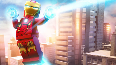 Lego Marvel Super Heroes wallpapers high quality