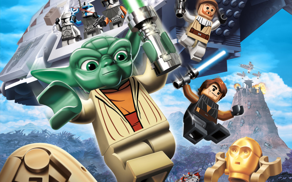 Lego Star Wars 3 wallpapers HD