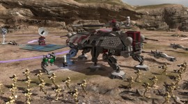 Lego Star Wars 3 Wallpaper Gallery