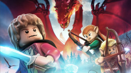 Lego The Hobbit Desktop Wallpaper