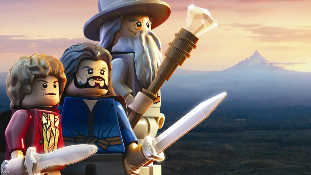 Lego The Hobbit wallpapers HD