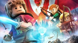Lego The Hobbit Wallpaper For IPhone