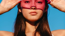 Lily Chee Wallpaper For IPhone
