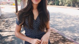 Lily Chee Wallpaper For IPhone#1
