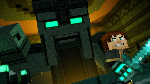 Minecraft Story Mode Season 2 wallpapers high quality