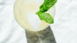 Peppermint Lemonade Wallpaper For IPhone Download