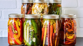 Pickled Vegetables Wallpaper Download