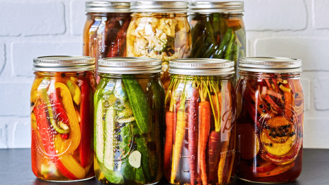 Pickled Vegetables wallpapers high quality