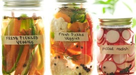 Pickled Vegetables Wallpaper Download Free