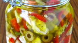 Pickled Vegetables Wallpaper For IPhone Download