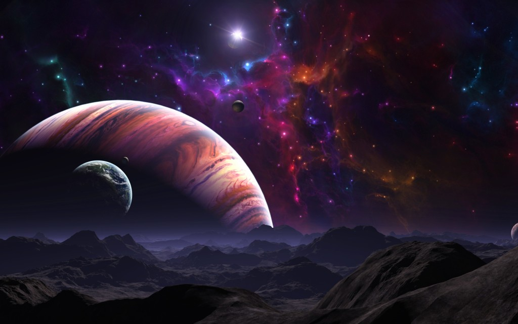 Planet Surface wallpapers HD