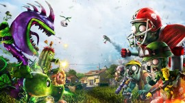 Plant Vs Zombie Garden Warfare Wallpaper
