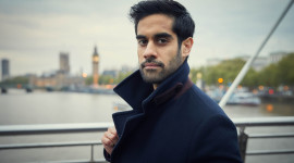 Sacha Dhawan Best Wallpaper