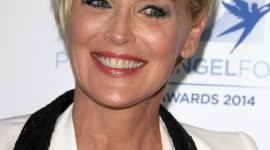 Sharon Stone Wallpaper For IPhone 6