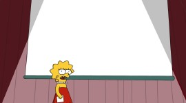 Simpson Frames Photo