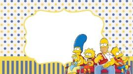 Simpson Frames Wallpaper