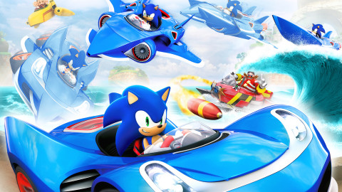 Sonic & All-Stars Racing Transformed wallpapers high quality