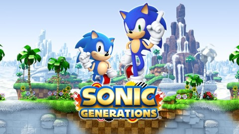 Sonic Generations wallpapers high quality