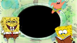 Spongebob Frame Photo
