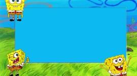 Spongebob Frame Photo Free
