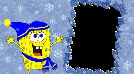 Spongebob Frame Wallpaper For Desktop