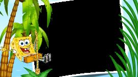 Spongebob Frame Wallpaper For PC