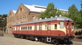 Suburban Electric Train Best Wallpaper