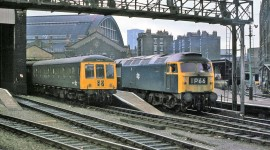 Suburban Electric Train Wallpaper Download