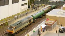 Suburban Electric Train Wallpaper Gallery