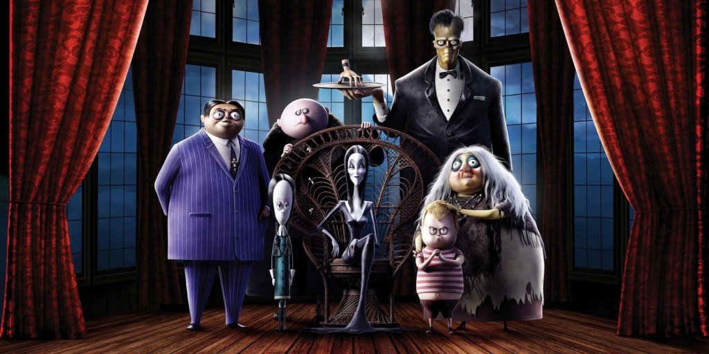 The Addams Family wallpapers HD