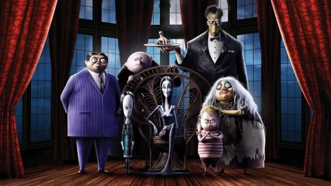 The Addams Family wallpapers high quality