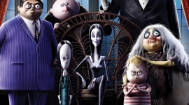 The Addams Family Wallpaper For Mobile