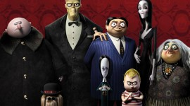 The Addams Family Wallpaper#1