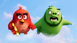 The Angry Birds Movie 2 Full HD