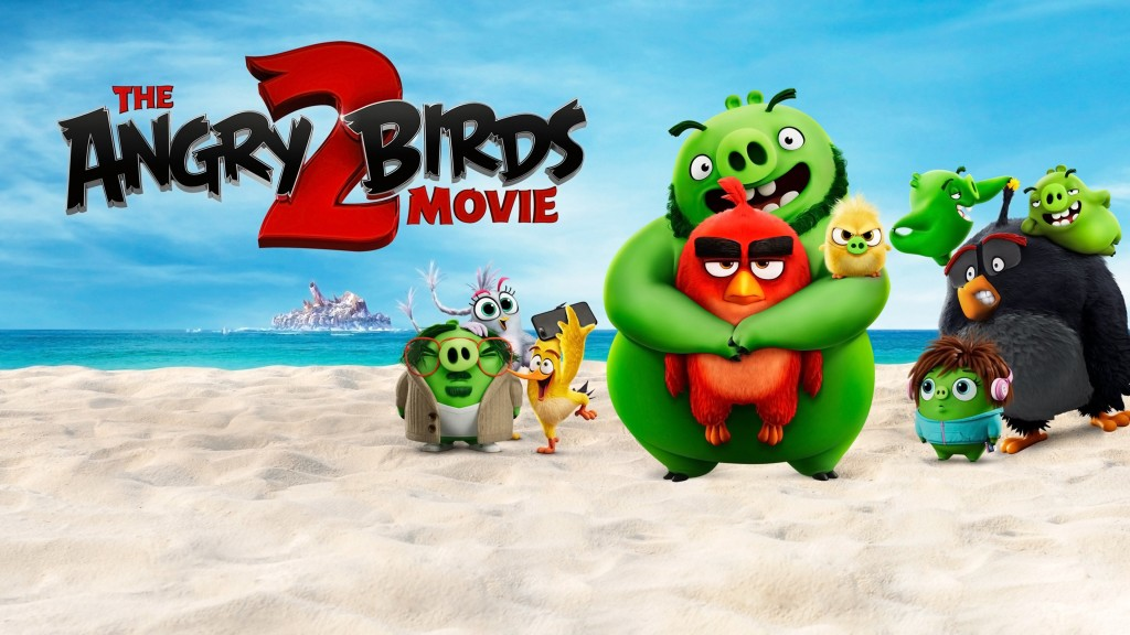 The Angry Birds Movie 2 wallpapers HD