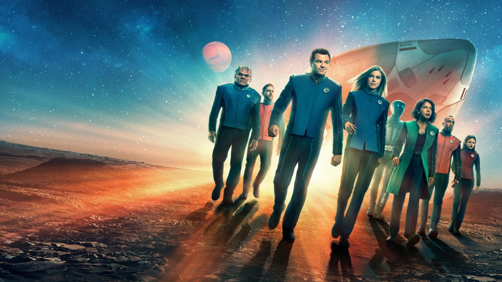 The Orville wallpapers HD