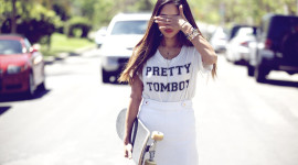 Tomboy Style Wallpaper Gallery