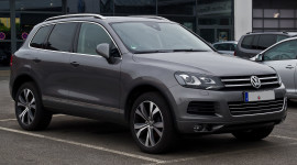 Volkswagen Touareg Desktop Wallpaper For PC