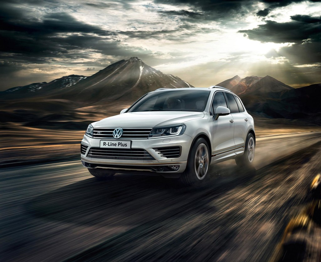 Volkswagen Touareg wallpapers HD