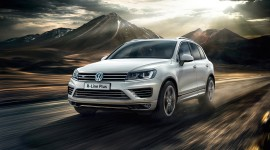 Volkswagen Touareg Desktop Wallpaper HQ