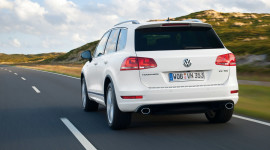 Volkswagen Touareg High Quality Wallpaper