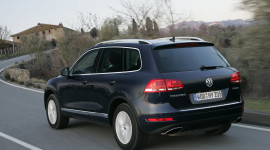 Volkswagen Touareg Wallpaper Download