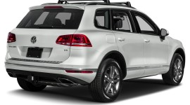 Volkswagen Touareg Wallpaper For PC