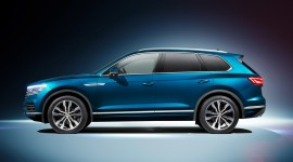 Volkswagen Touareg Wallpaper Full HD