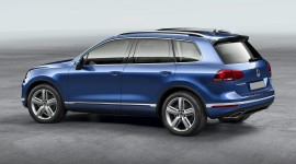 Volkswagen Touareg Wallpaper Gallery